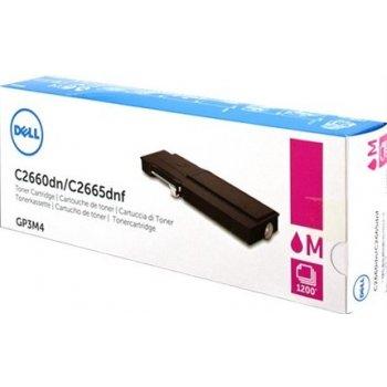 593-BBBP | Original Dell FXKGW Laser Cartridge - Magenta