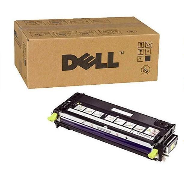 G909C   Original Dell Toner Cartridge – Yellow