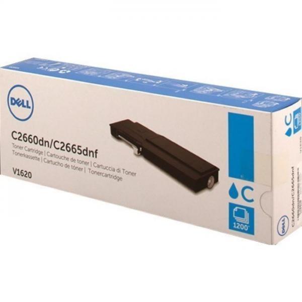 593-BBBN | Original Dell Laser Cartridge - Cyan