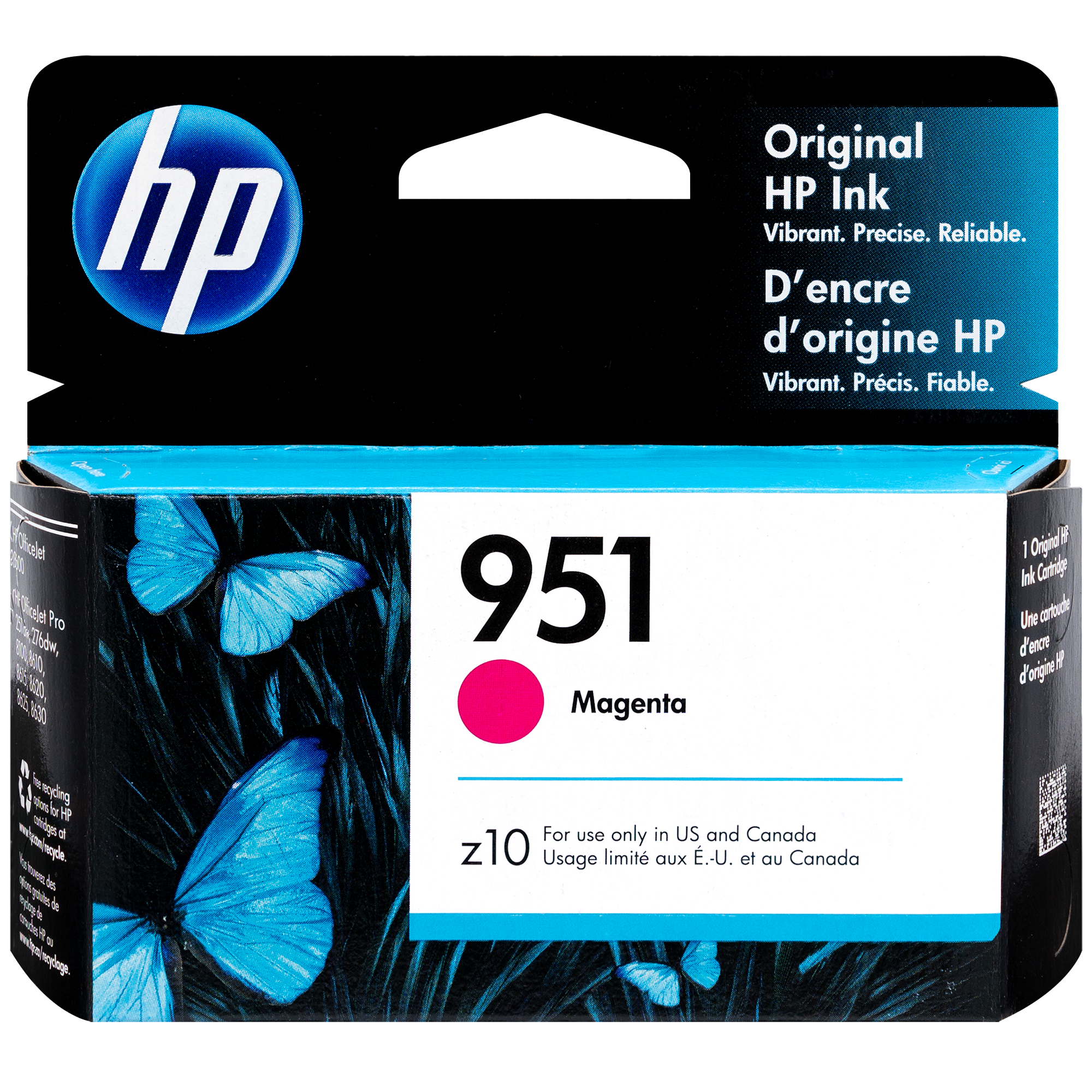 CN051AN | HP 951 | Original HP Ink Cartridge - Magenta
