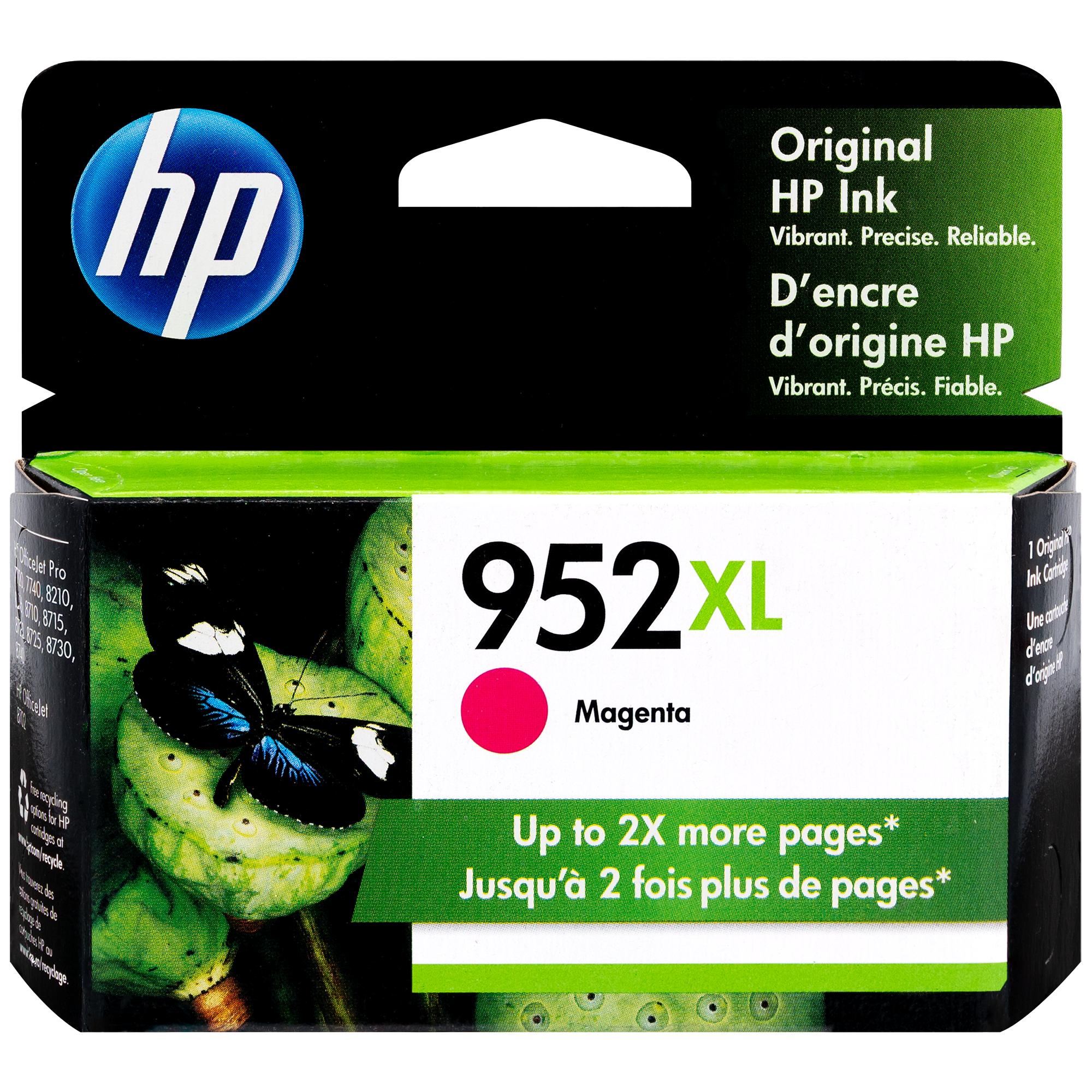 L0S64AN | HP 952XL | Original HP Ink Cartridge - Magenta
