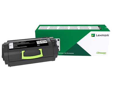 53B1000 | Original Lexmark Toner Cartridge – Black
