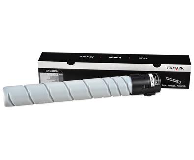 54G0H00 | Original Lexmark Toner Cartridge - Black