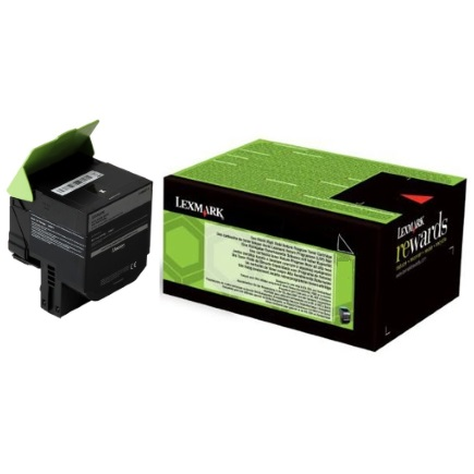 24B6011   Original Lexmark Genuine OEM Toner Cartridge - Black