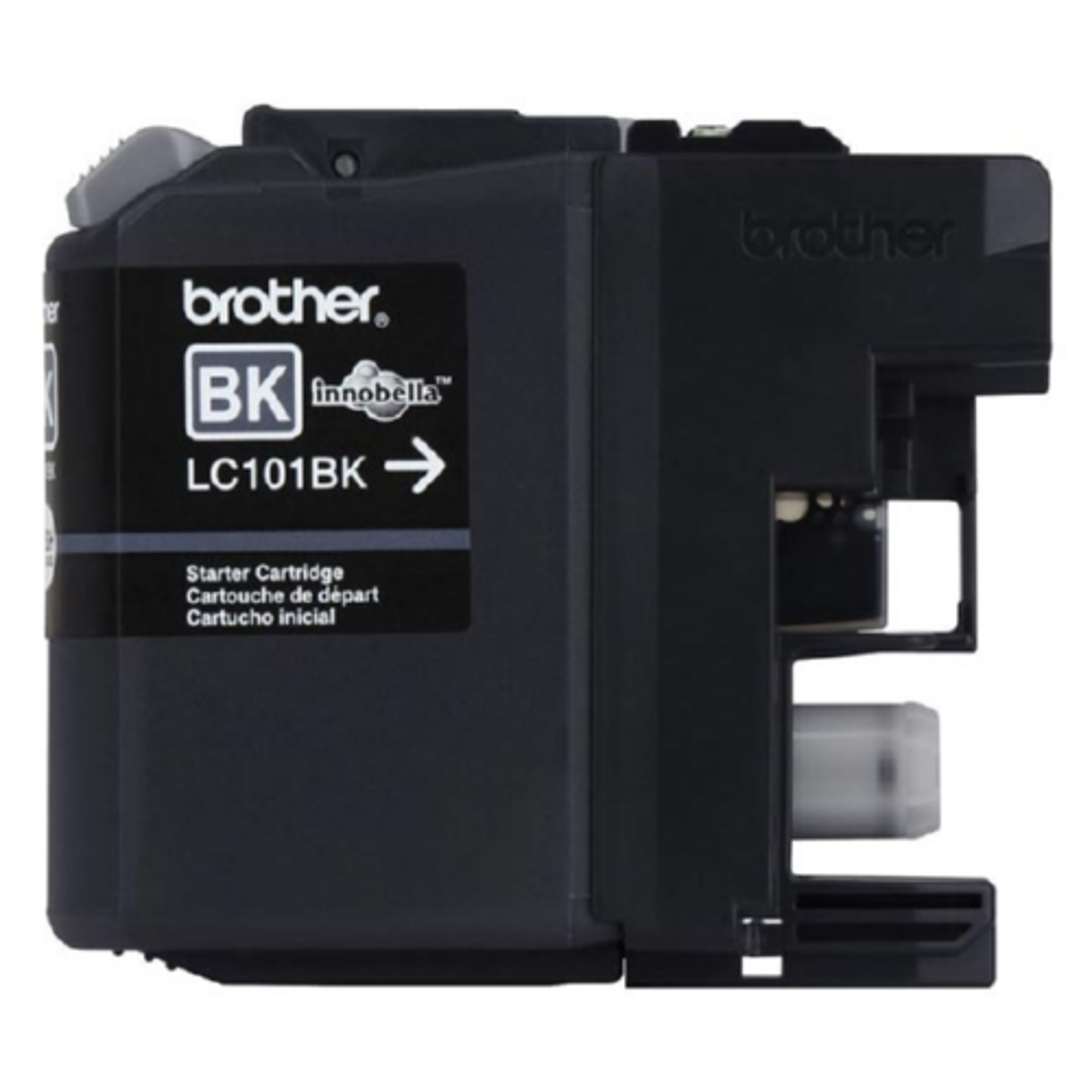 LC-101   Original Brother Ink Cartridge – Black