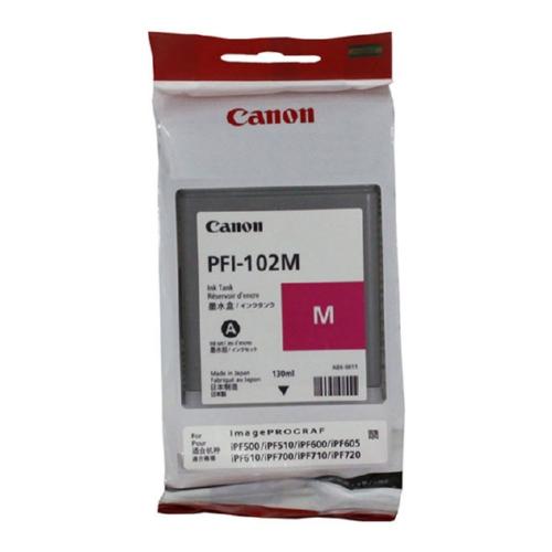 0897B001 | Canon PFI-102 | Original Canon Ink Cartridge - Magenta
