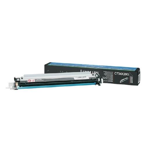 C734X20G   Original Lexmark Photoconductor Unit – Black