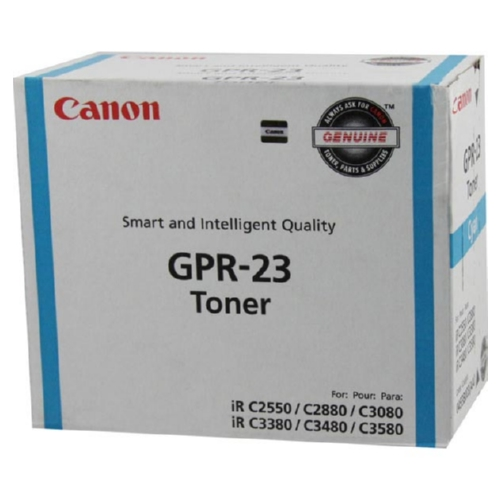 0453B003 | Canon GPR-23 | Original Canon Toner Cartridge - Black