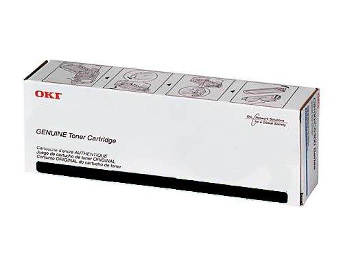 45862827 | Original OKI Toner Cartridge - Black