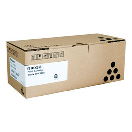 407245 | Original Ricoh Toner Cartridge - Black