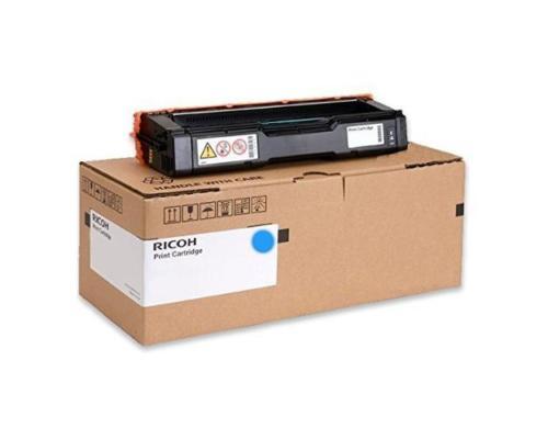 407540   Original Ricoh Toner Cartridge - Cyan