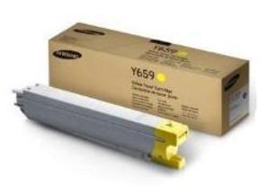 CLT-Y659S | Original Samsung Toner Cartridge - Yellow