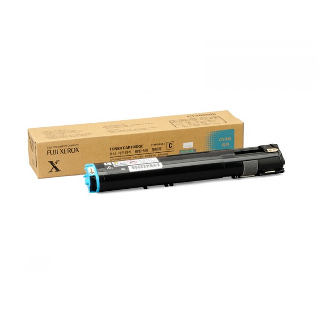 006R01643   Original Xerox Toner Cartridge - Cyan