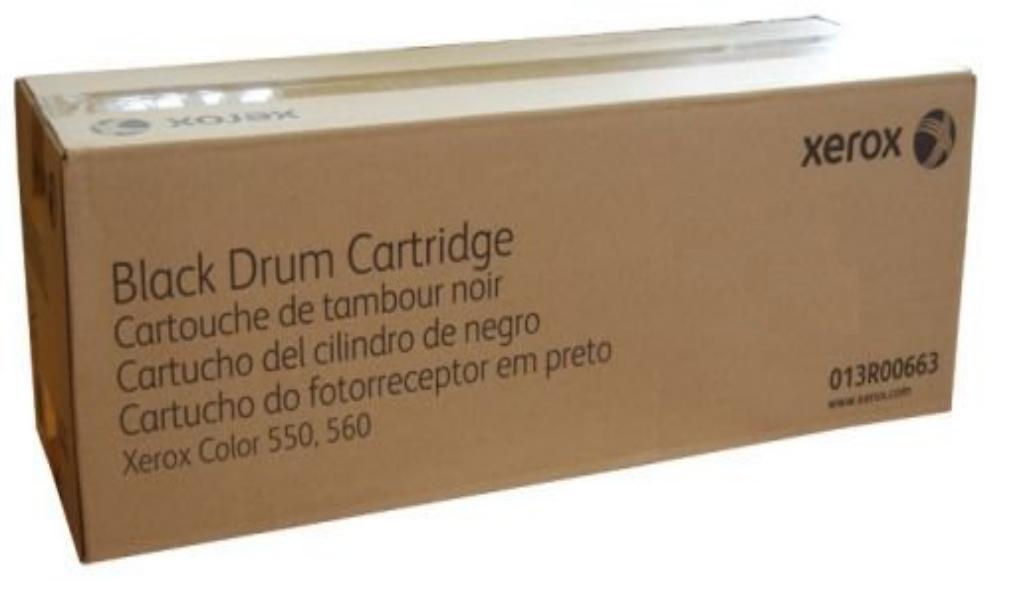 013R00663   Original Xerox Laser Toner Cartridge - Black