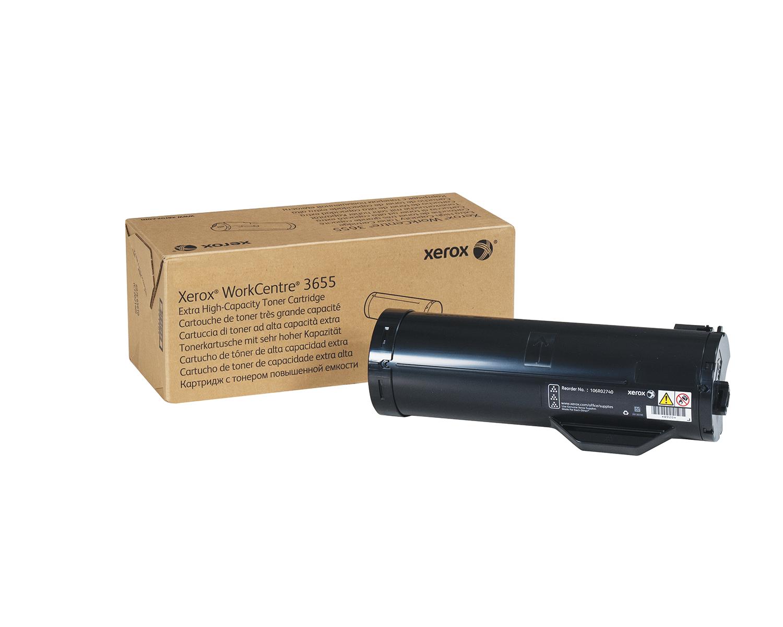 106R02740 | Original Xerox Toner Cartridge - Black