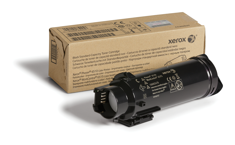 106R03476 | Original Xerox Toner Cartridge - Black