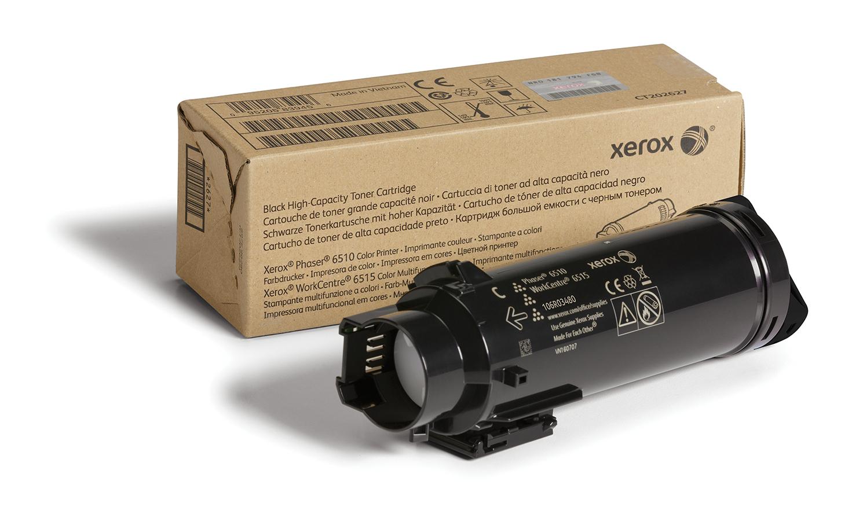 106R03480 | Original Xerox Toner Cartridge - Black