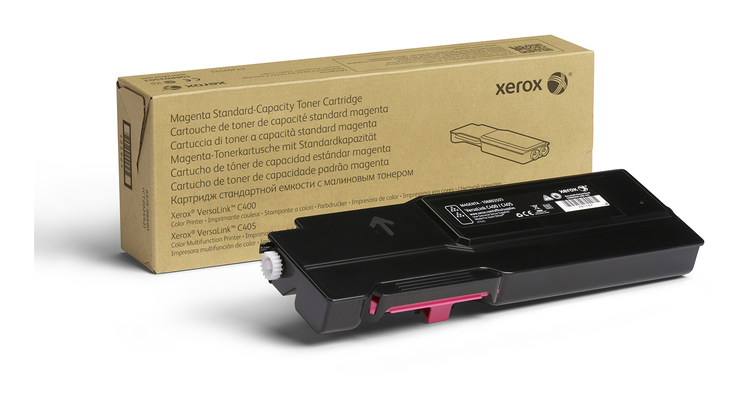 106R03503 | Original Xerox Toner Cartridge - Magenta