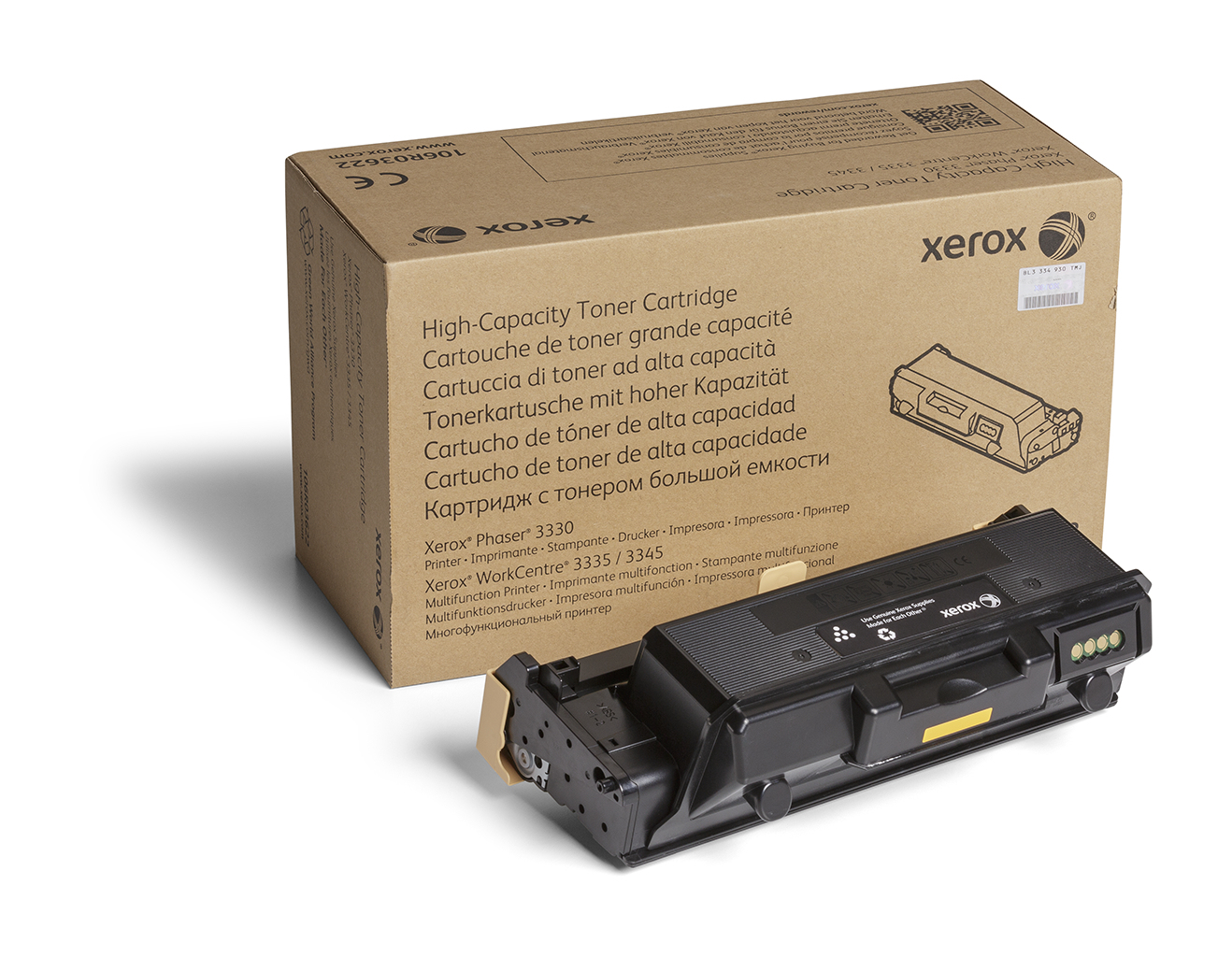 106R03622 | Original Xerox Toner Cartridge - Black
