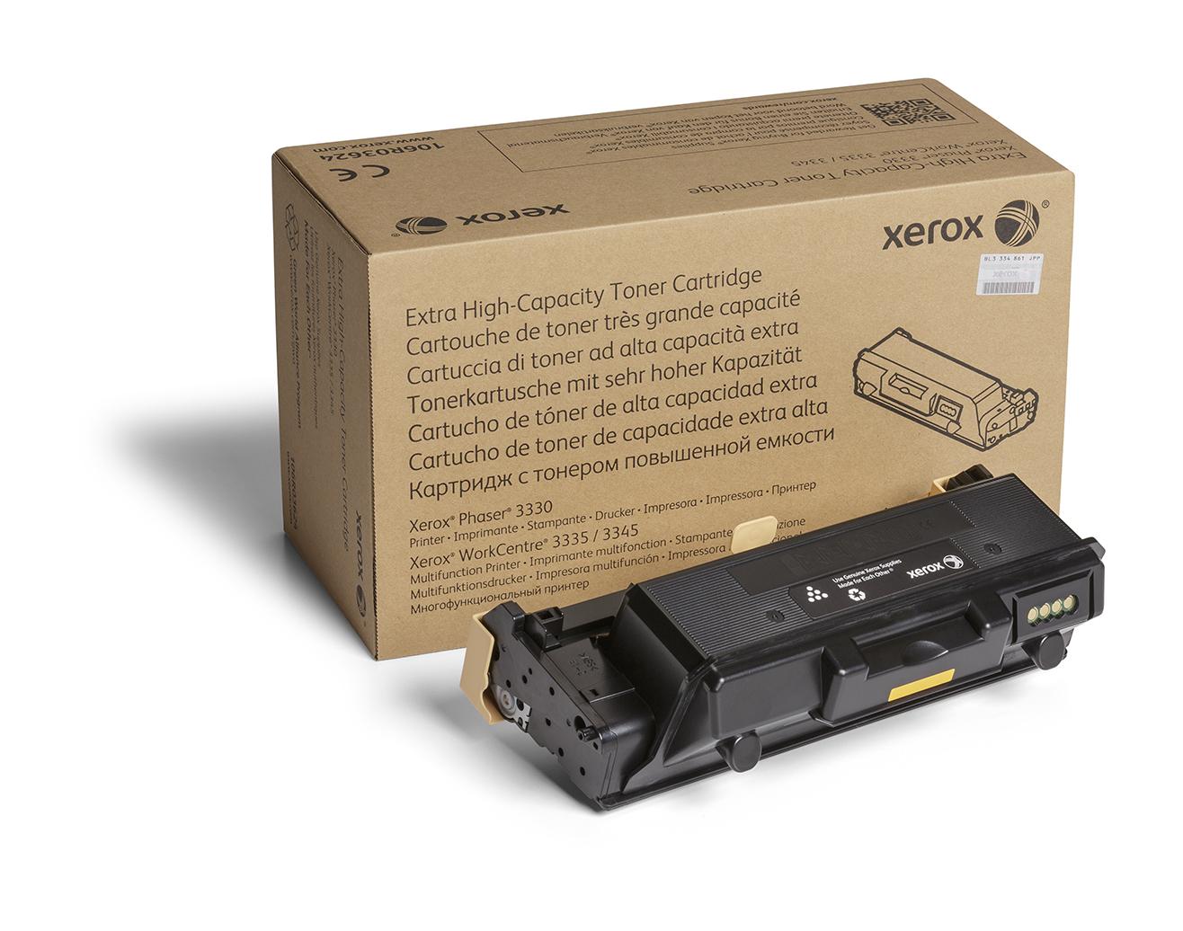 106R03624 | Original Xerox Toner Cartridge - Black