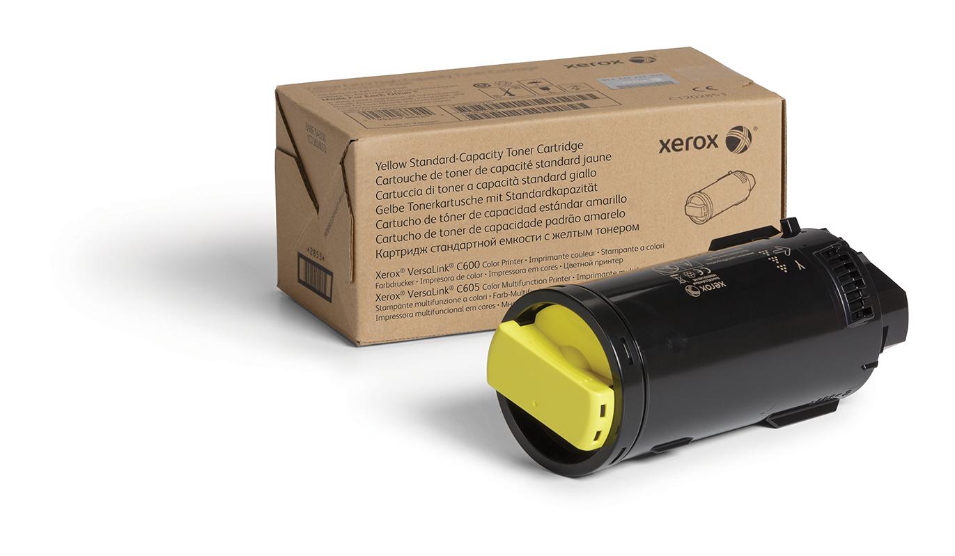 106R03898 | Original Xerox Toner Cartridge - Yellow