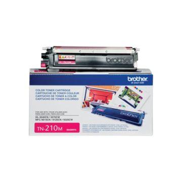 Original Brother TN-210M Magenta Laser Toner Cartridge