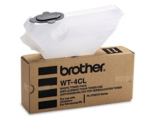 Original Brother WT-4CL Waste Toner Pack