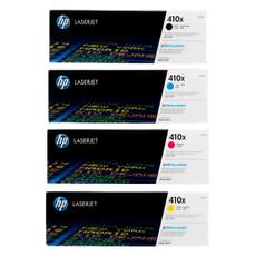 4 pack CF410X CF411X CF412X CF413X Color Set fits HP Printer FREE SHIPPING!