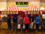 8' x 8' Carnival Tent with Game