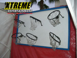 Crazy Hoops Basketball Shoot Carnival Game