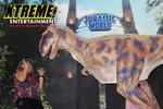 T-Rex Dino Performer