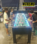 LED Foosball Table - 8 Player