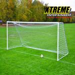 (2) Steel Framed Soccer Goals