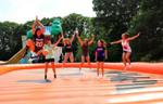 Jumpin Pumpkin Bounce House