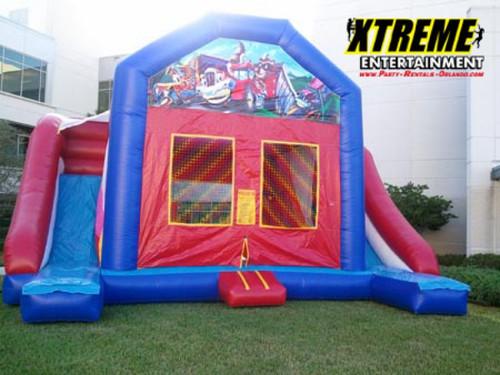 Modular Combo Bounce House