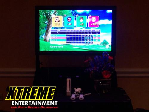Wii Party Rentals