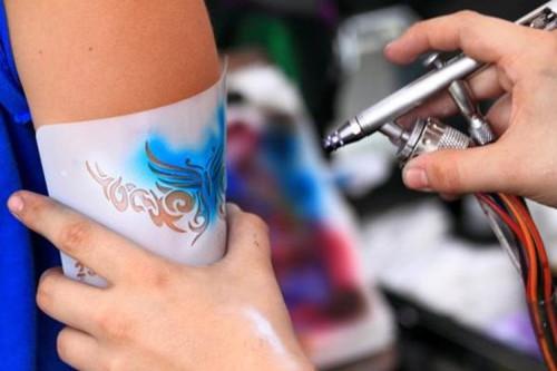 AirBrushed Tattoos