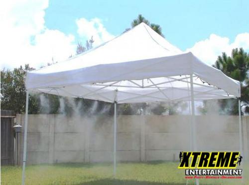 Misting Tent Rental