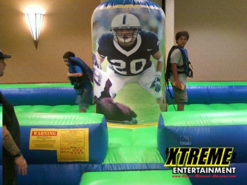 Inflatable Bungee Sports Challenge