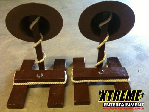 Cowboy Hat Toss