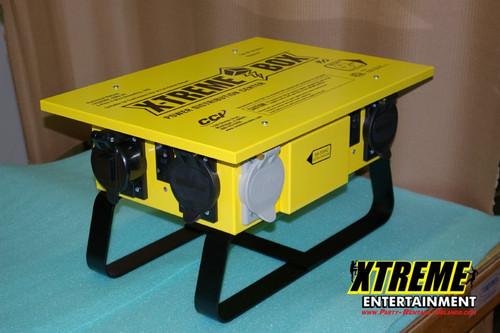 Spider Distribution Box