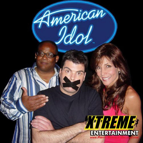 American Idol Impersonators