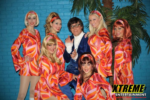 Austin Powers Impersonator