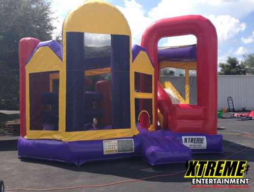 5 n 1 Bounce House Wet or Dry