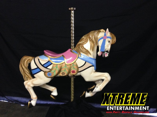 Carousel Horse Decoration
