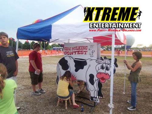 Milk the Cow Carnival Contest
