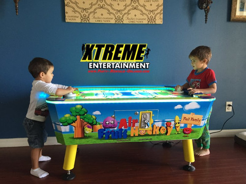 LED Kids Air Hockey