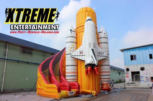 Space Shuttle Slide