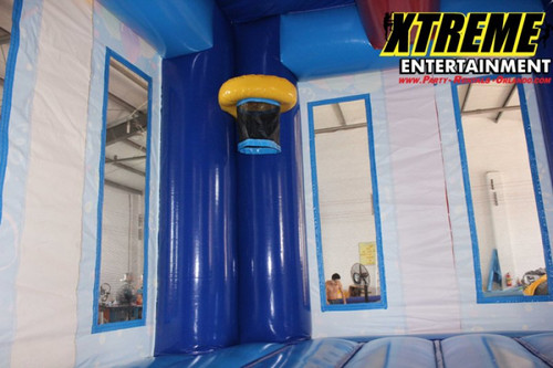 Birthday Combo Bounce House