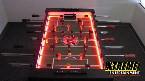 LED Foosball Table - 4 Player